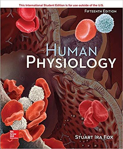Human Physiology 2018 - Stuart Fox