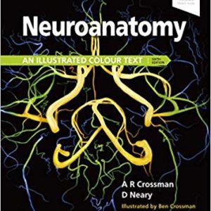 ( Neuroanatomy : An Illustrated Colour Text 2019 ( Crossman