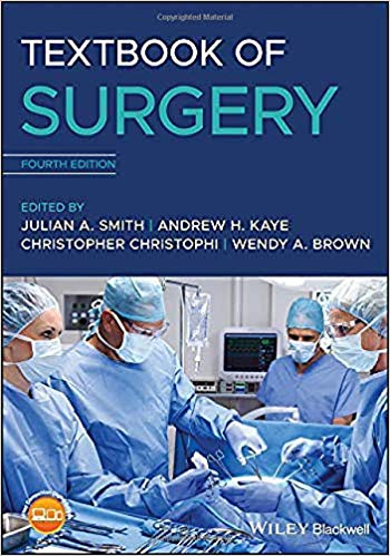 Textbook of Surgery 4th Edition