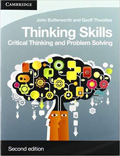 مهارت های تفکر: تفکر انتقادی و حل مسئله - 2017