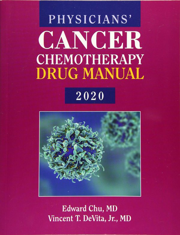 شیمی درمانی سرطان Physicians' Cancer Chemotherapy Drug Manual 2020