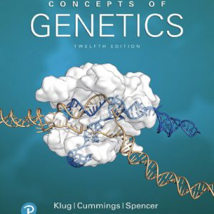 Concepts Of Genetics – KLUG – 2019