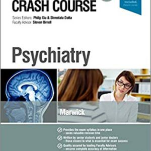 Crash Course Psychiatry – 2019