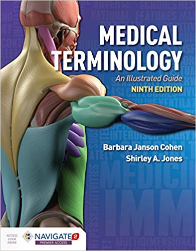Medical Terminology کوهن ترمینولوژی An Illustrated Guide Cohen 2020
