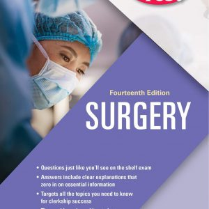 Surgery PreTest Self-Assessment And Review – 2020