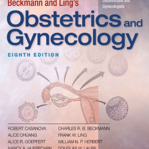 Beckmann And Ling's Obstetrics And Gynecology | زنان و زایمان بکمن ۲۰۱۸