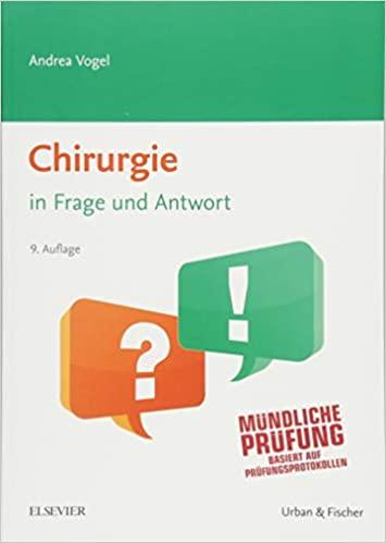 Chirurgie in Frage und Antwort خرید کتاب جراحی از نشر اشراقیه زبان آلمانی