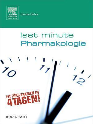 Last Minute Pharmakologie - 2018 کتاب فارماکولوژی آلمانی پزشکی
