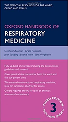 Oxford Handbook of Respiratory Medicine - هندبوک آکسفورد تنفسی