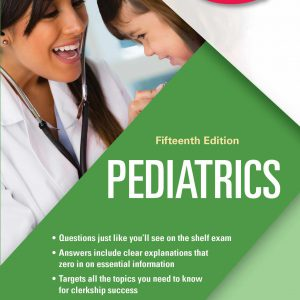 Pediatrics PreTest Self-Assessment And Review – 2020