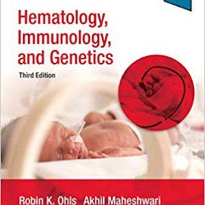 خون شناسی ، ایمونولوژی و ژنتیک | Hematology, Immunology And Genetics 3rd Edition