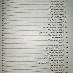 فهرست کتاب  وایت فارو ۲۰۱۹ ۱