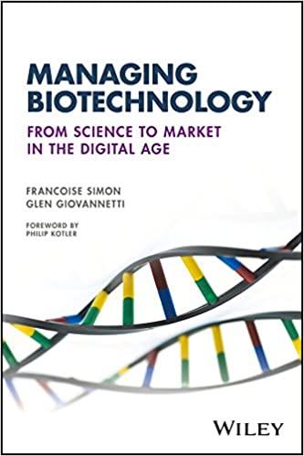 مدیریت بیوتکنولوژی - از علم تا بازار در عصر دیجیتال کتاب