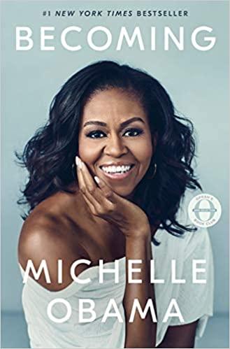 Becoming - Michelle Obama - نشر اشراقیه - خرید کتاب شدن
