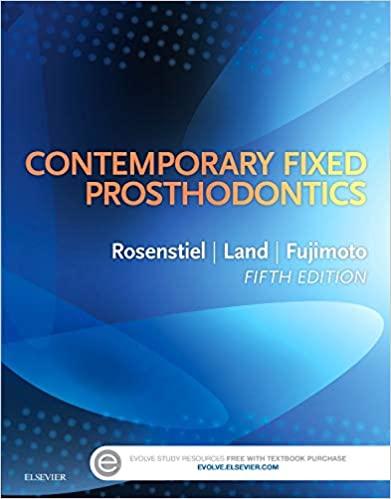 Contemporary Fixed Prosthodontics - 5th - پروتز ثابت رزنتال