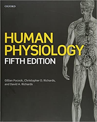 Human Physiology 5th Edition- فیزیولوژی انسانی- pockock