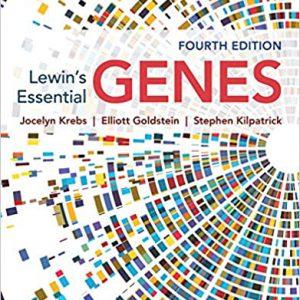 Lewin's Essential GENES 4th Edition – ضروریات ژن لوین ۲۰۲۰