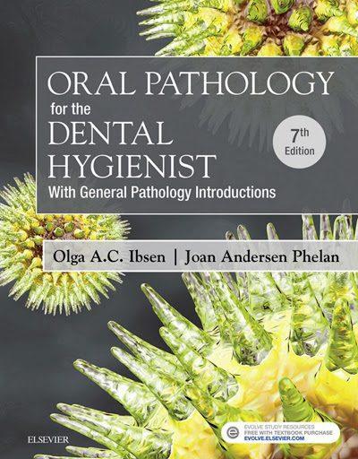 Oral Pathology for the Dental Hygienist - پاتولوژی دهان و دندان