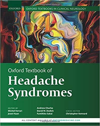کتاب سندرم سردرد آکسفورد - 2020 | Oxford Textbook of Headache Syndromes
