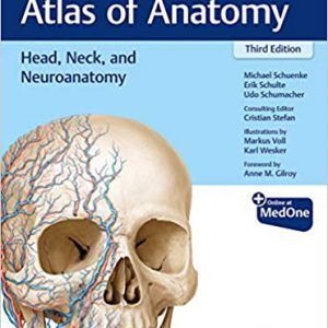 THIEME Atlas Of Anatomy : Head, Neck, And Neuroanatomy | اطلس آناتومی سر و گردن تیمه