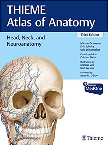 THIEME Atlas of Anatomy - Head, Neck, and Neuroanatomy - اطلس آناتومی تیمه 2020 - سر و گردن و نوروآناتومی