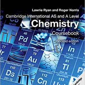 Cambridge International AS And A Level Chemistry Coursebook | کتاب کمبریج شیمی