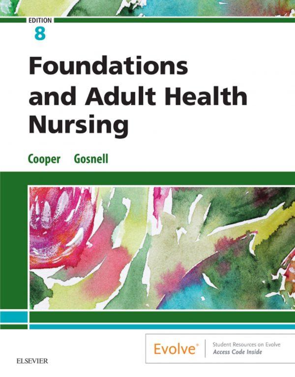 Foundations of Nursing 8th Edition- اصول پایه پرستاری کوپر - خرید کتاب افست پرستاری نشر اشراقیه