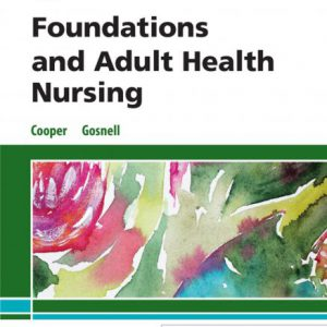 Foundations Of Nursing 8th Edition | اصول پایه پرستاری کوپر