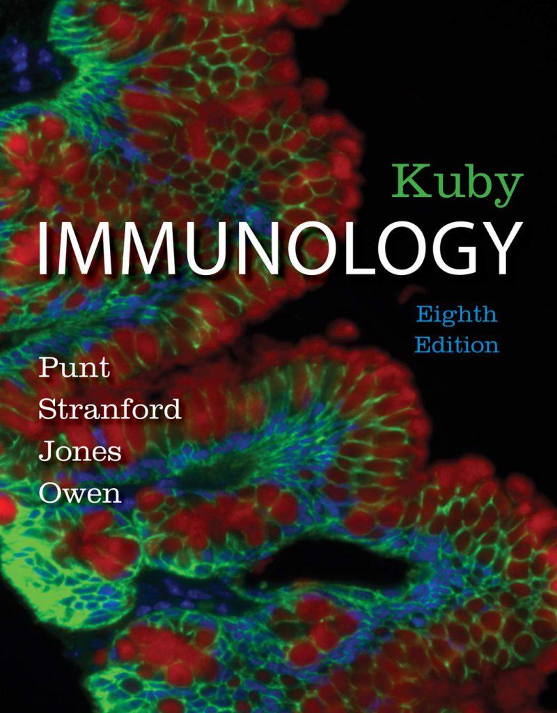 Immunology Kuby 2019 - 8th edition - ایمونولوژی کوبای - افست