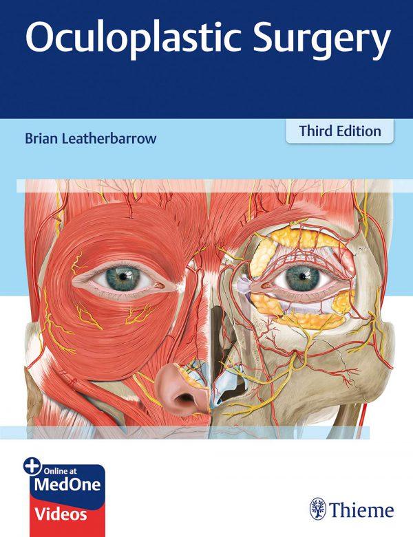 Oculoplastic Surgery 3rd Edition – کتاب جراحی های چشمی – افست رنگی – نشر اشراقه