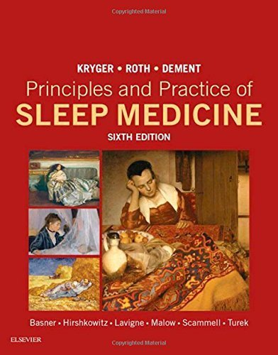 Principles and Practice of Sleep Medicine 6th Edition - خرید کتاب طب خواب نشر اشراقیه