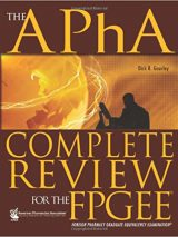 The APhA Complete Review For The FPGEE | آزمون داروسازی NAPLEX