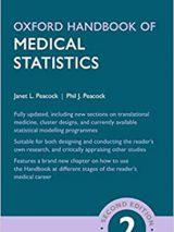 Oxford Handbook Of Medical Statistics 2020 | هندبوک آمار پزشکی آکسفورد