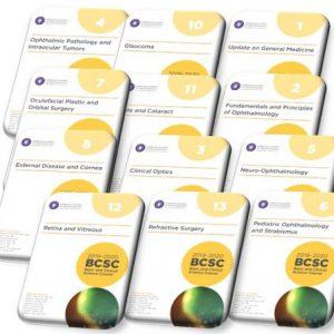 BCSC 2019-2020: Basic And Clinical Science Course   سری کامل کتاب آکادمی چشم پزشکی – ۱۳ جلد
