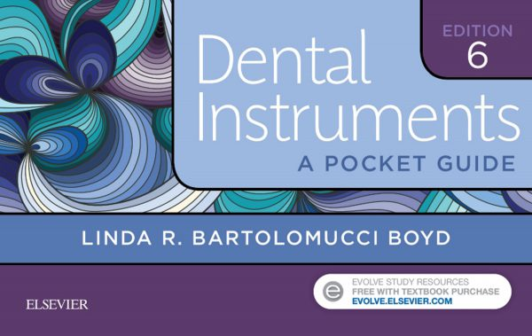 Dental Instruments: A Pocket Guide - نشر اشراقیه - خرید کتاب دستنامه تجهیزات و وسایل دندانپزشکی