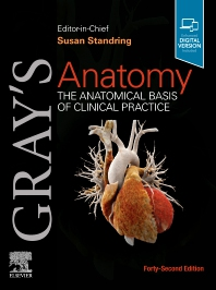 Gray's Anatomy : The Anatomical Basis Of Clinical Practice – 2021 | آناتومی بالینی گری