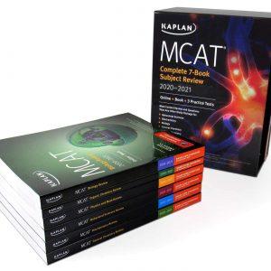 MCAT Complete Serie | 2020 – 2021 | دوره کامل ۷ جلدی