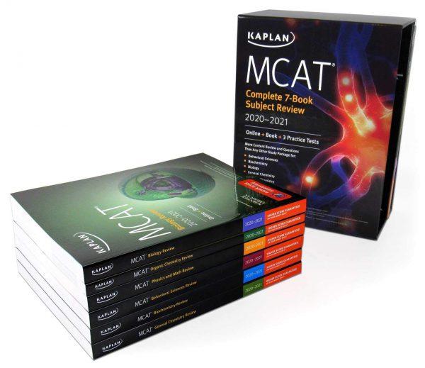 MCAT Complete serie 2020 - 2021