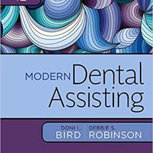 Modern Dental Assisting 12th Edition – 2017   دستیار دندانپزشکی مدرن