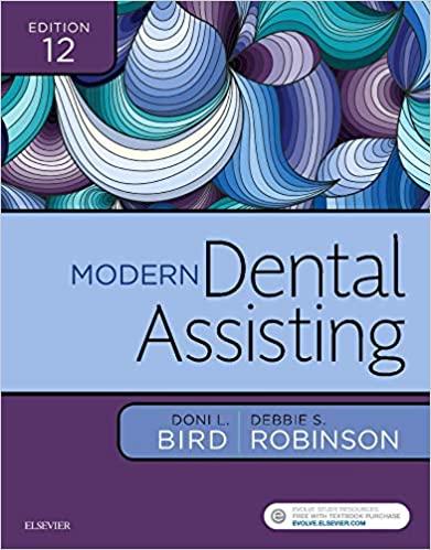 Modern Dental Assisting 12th Edition - 2017 | دستیار دندانپزشکی مدرن