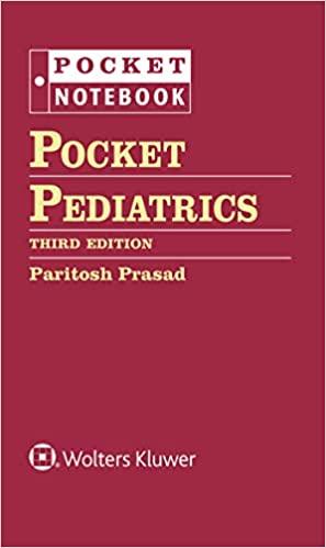 Pocket Pediatrics (Pocket Notebook) - 2019 | کتاب هندبوک اطفال ماساچوست
