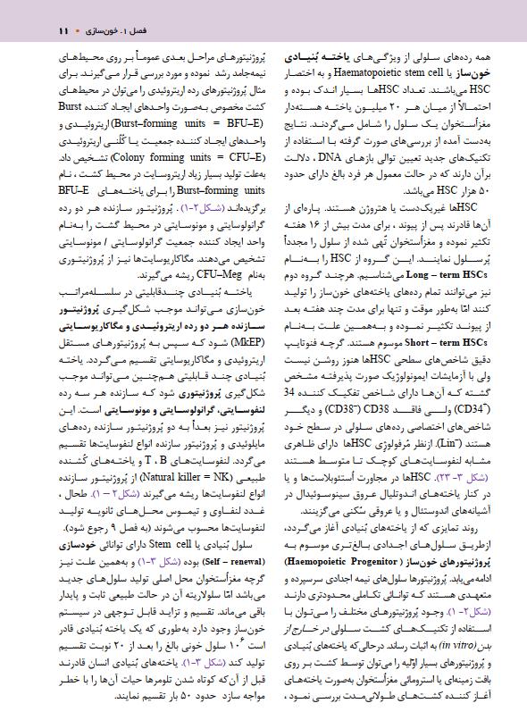 ترجمه ی فارسی کتاب هماتولوژی خون شناسی هاافبراند 2020