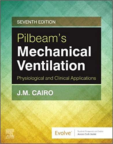 کتاب تهویه مکانیکی - کاربردهای فیزیولوژیکی و بالینی