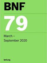 BNF 79 (British National Formulary) March 2020 | کتاب فرمول های دارویی بریتانیا
