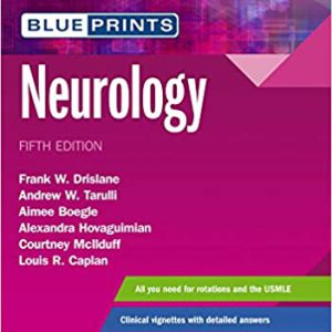 Blueprints Neurology 5th  Edition | 2019