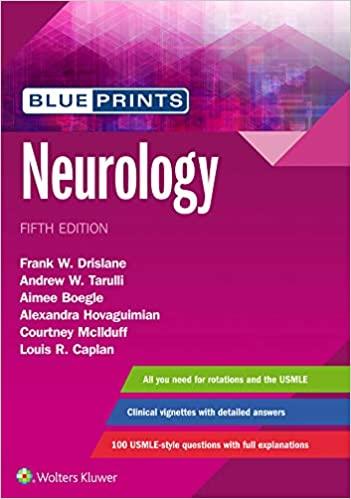 Blueprints Neurology (Blueprints Series)5th Edition