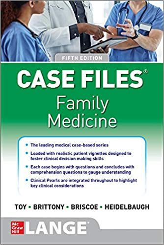 Case Files Family Medicine - 5th edition | 2021