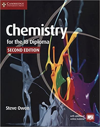 Chemistry for the IB Diploma Coursebook 2nd Edition