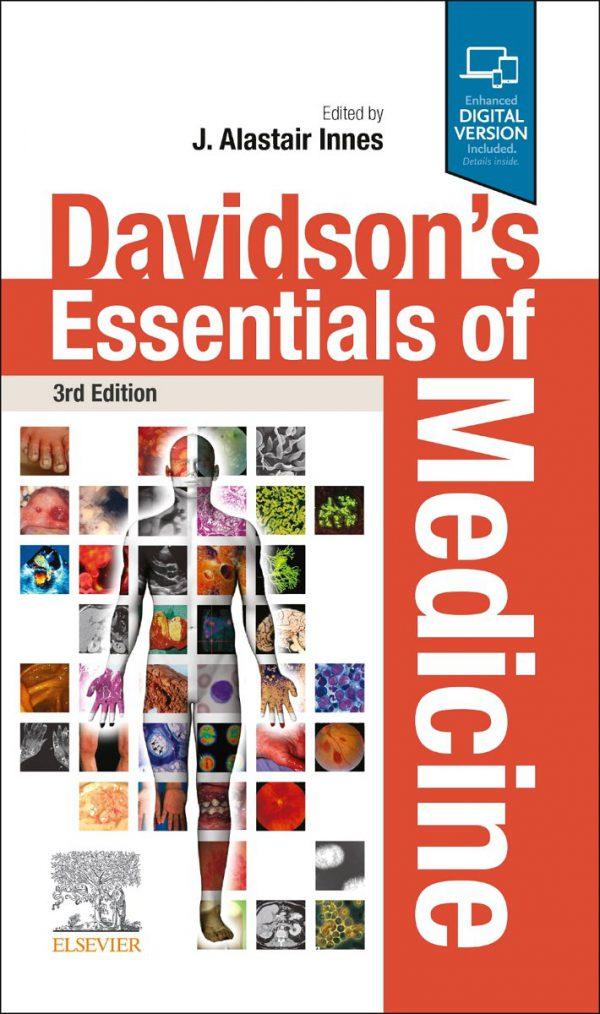 Davidson's Essentials of Medicine 3rd Edition   2020