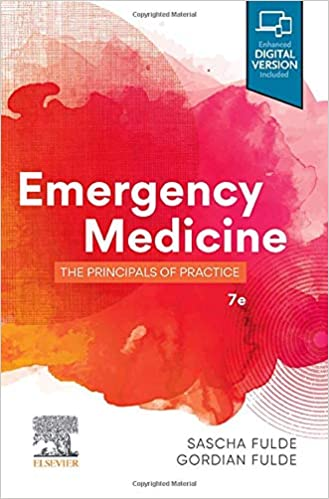 Emergency Medicine- The Principles of Practice 7th Edition - 2020